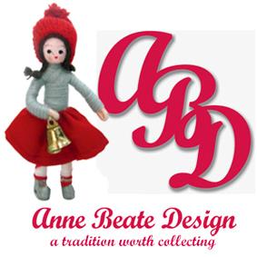 Anne Beate Design logo