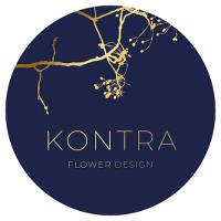 Kontra Flower Design logo
